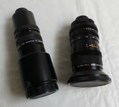 NAVITAR ZOOM 7000 and Zoom Lens