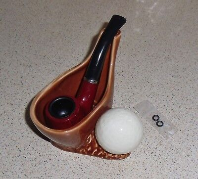 Golf Pipe Stand / Holder / Rest & Pipe.