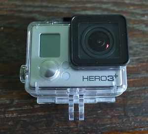 GoPro Hero 3+ Black Edition with Accessories Galore!