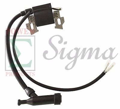 Ignition Coil For Multiquip Generator 163cc Ga25hr 2500 Watt