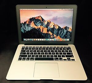 "!! MacBook Air 13.3"" !! 1.8 i5 !! 8GB RAM !! MICROSOFT OFFICE !!"
