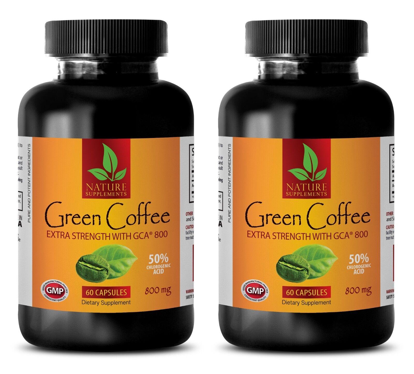 weight loss shakes - GREEN COFFEE GCA 800MG 2B - green coffe