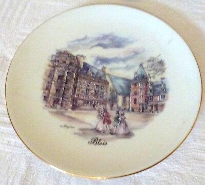 Vintaqe Limoges Porcelain Side Plate 19cm 7.5