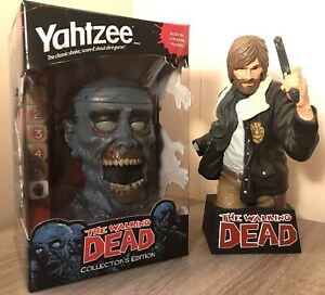 The Walking Dead Yahtzee and Coin Bank