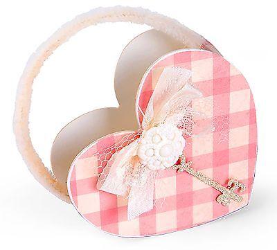 Sizzix Bigz Heart (Sizzix Bigz L Heart Bag die #658089 Retail $29.99 Retired, SO)