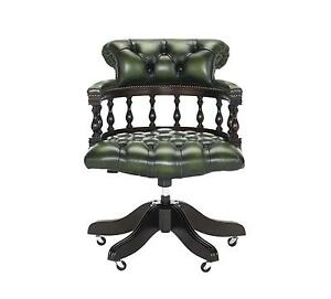 Chesterfield Captain S Chairs