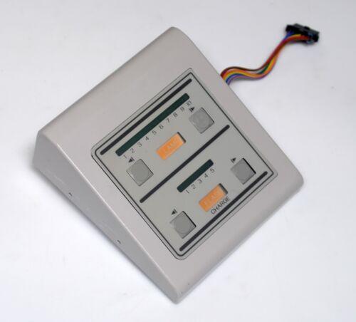 NIDEK 3-Dx Stereo Disc Retina Fundus Camera LED Controller Board #M1278-PC275IA