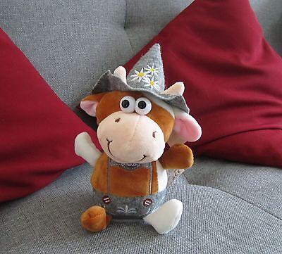 Laber Kuh mit Sprachaufzeichnung Laberkuh 16 cm Plüsch  75624