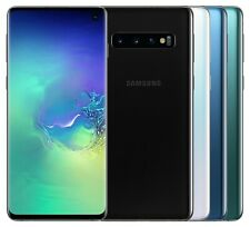 Samsung Galaxy S10 128GB SM-G973F/DS Dual Sim (FACTORY UNLOCKED) 6.1