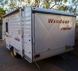 2010 Windsor Rapid with Bunks Shelly Beach Wyong Area Preview
