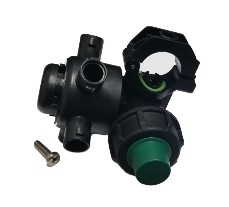 John Deere Original Equipment Nozzle Holder - AN206621