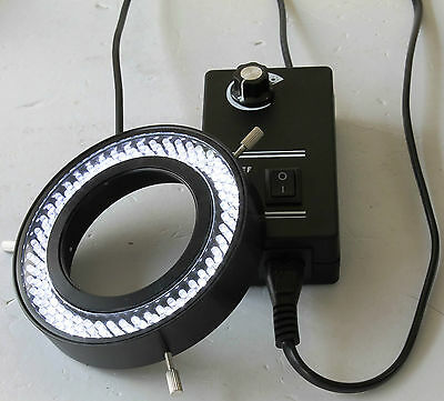 NEW144 LED Microscope Illuminator LEICA MS5 M50 M60 M80 MZ6 MZ75 MZ95 MZ 8 MZ125