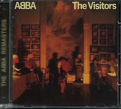 ABBA - The Visitors - CD Album *Remastered**4 Bonus Tracks*