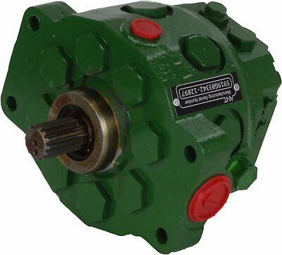Pump Ar101807 Fits John Deere 570 570b 600 640 640d 644 646 700a 7020 7520 760