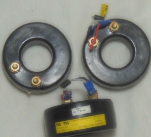 (Lot o  (3) WICC MW0918 Current Transformer 300:1A 0.6KVBIL 10kV 50-400Hz
