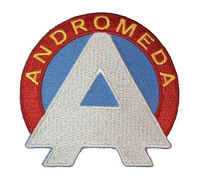 Space 1999 - Andromeda Uniform Patch - Kostüm Aufnäher - Kostüm Andromeda