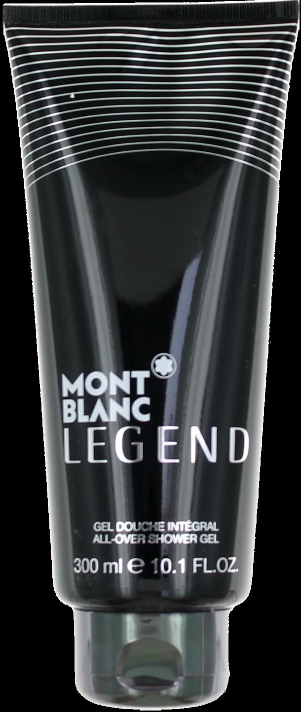 Legend By Mont Blanc For Men Shower Gel 10.1 oz New Sealed