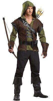 Herren Kostüm ROBIN HOOD - König der Diebe - Robin Hood Herren Kostüm