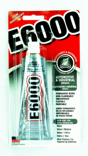 E6000 Automotive and Industrial Adhesive - 10165173