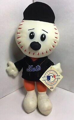 Official Mlb Plush -  Vintage NOS New York Mets Plush Official MLB
