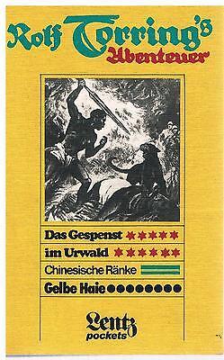 Rolf Torring´s Abenteuer Nr.1 / 1978 Hans Warren