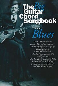 The Big Guitar Chord Songbook Blues by Music Sales Ltd Paperback 2008 - Chertsey, United Kingdom - The Big Guitar Chord Songbook Blues by Music Sales Ltd Paperback 2008 - Chertsey, United Kingdom