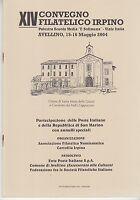 Xiv Quattordicesimo Convegno Filatelico Irpino 2004 -  - ebay.it