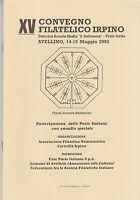 Xv Quindicesimo Convegno Filatelico Irpino 2005 -  - ebay.it