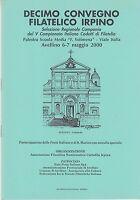 X Decimo Convegno Filatelico Irpino 2000 -  - ebay.it
