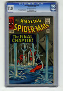 Amazing Spiderman 33 CGC