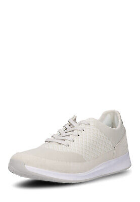 reputable site 97f36 771af ≡ Kaufen LACOSTE Damen Sneaker Schuhe Make up echt Leder ...