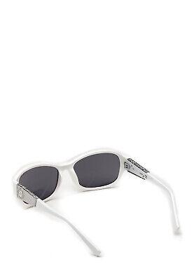 GUESS Damen Sonnenbrille mit dunkel getönten Gläsern inkl. Etui