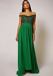 Dress UK 12 Virgos Lounge BNWT Green Summer Wedding Sleeveless Party RRP £140