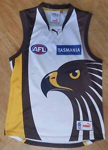 2008 Hawthorn Hawks Guernsey in Mens Large Ballajura Swan Area Preview