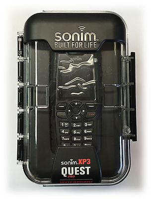 TELÉFONO MÓVIL SONIM SP3 QUEST (ESPECIAL DEPORTES Y TRABAJOS AL AIRE LIBRE)