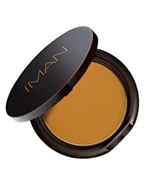 Iman Second To None Cream To Powder Foundation Clay 2