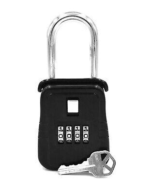 12 Key Lock Box For Realtor Real Estate Reo - Door Hanger
