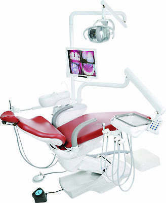 Tpc Dental Mp2000-led Mirage Operatory Package With Cuspidor With Warranty
