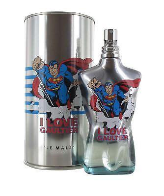 Jean Paul Gaultier Le Male Superman Eau Fraiche 125ml Eau de Toilette for Men