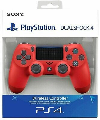 CONTROLLER SONY WIRELESS PS4 DUALSHOCK 4 PAD COLOR PLAYSTATION 4 V2 JOYSTICK