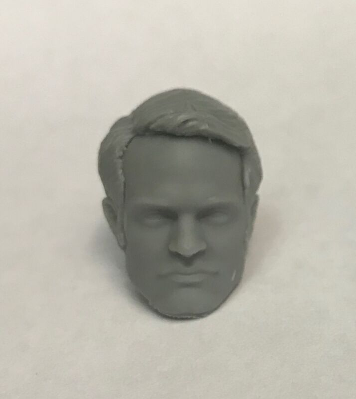 Marvel Legends ML Winter Soldier 1:12 Scale Custom Sculpt Head