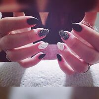 Affordable LCN Gel & Shellac Nails