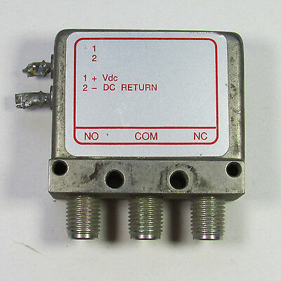 1pc Dow-Key 403-2308 28V DC-18GHz SMA RF coaxial switch