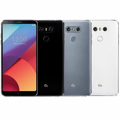 $439.99 - BRAND NEW LG G6 H872T 32GB T-Mobile + GSM Unlocked 4G LTE Smartphone