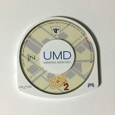 USED PSP Disc Only Minna no Chizu 2 JAPAN PlayStation Portable Everyone