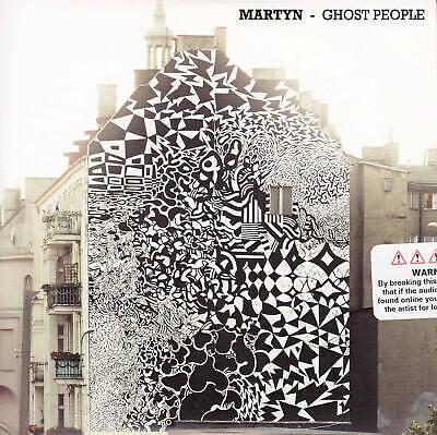 MARTYN Ghost People 2011 UK 11-trk numbered promo test CD sealed