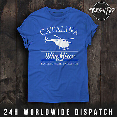 Catalina Wine Mixer (Catalina Wine Mixer T Shirt Step Brothers Boats N Hoes Prestige Worldwide)
