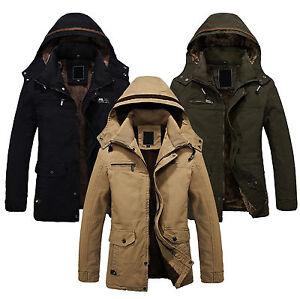 Mens Stone Island Winter Jacket