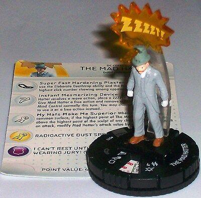 THE MAD HATTER #011 #11 Batman Classic TV '66 DC Heroclix Rare