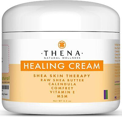 Eczema Psoriasis Healing Cream Lotion, Best for Dry Itchy Skin Rosacea Rashes